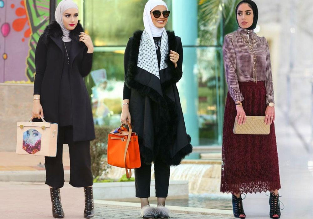 بالصور ملابس شتوية للمحجبات تركية , اجمل ملابس تركيه محجبات 5309 4