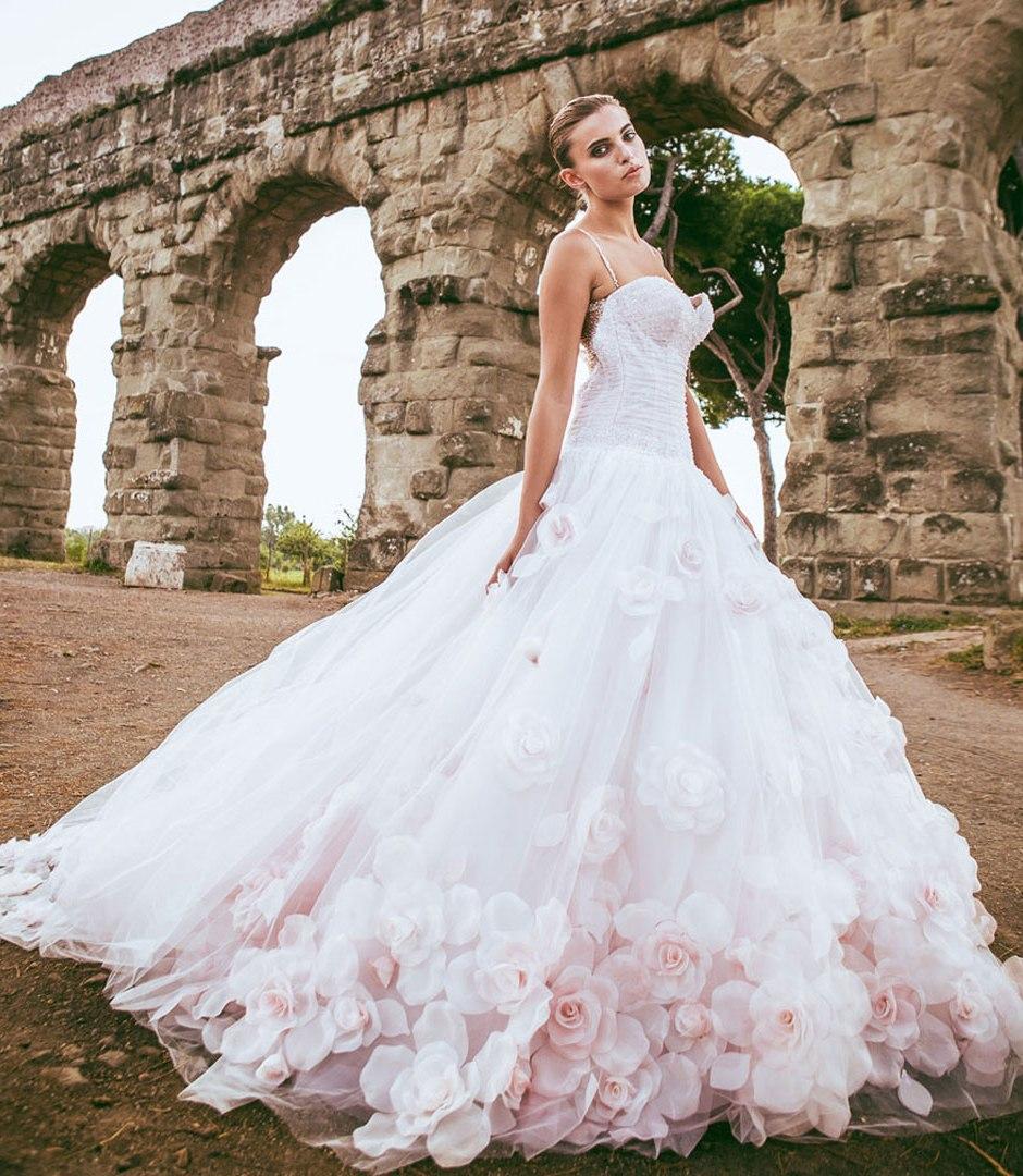 بالصور فساتين اعراس , افخم فساتين اعراس 5411 9