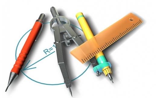 بالصور ادوات هندسية , صور لمعدات الرسم 5755 2