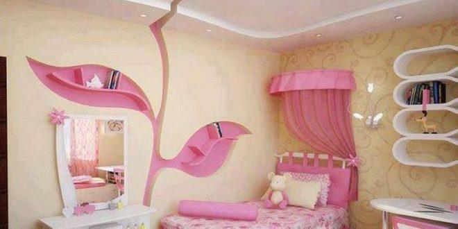 صور ديكور غرف نوم بنات , اجمل تصاميم للاوض الفتيات