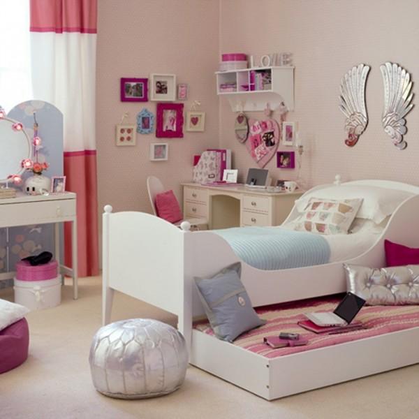 بالصور ديكور غرف نوم بنات , اجمل تصاميم للاوض الفتيات 5797 4