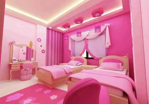 بالصور ديكور غرف نوم بنات , اجمل تصاميم للاوض الفتيات 5797 5