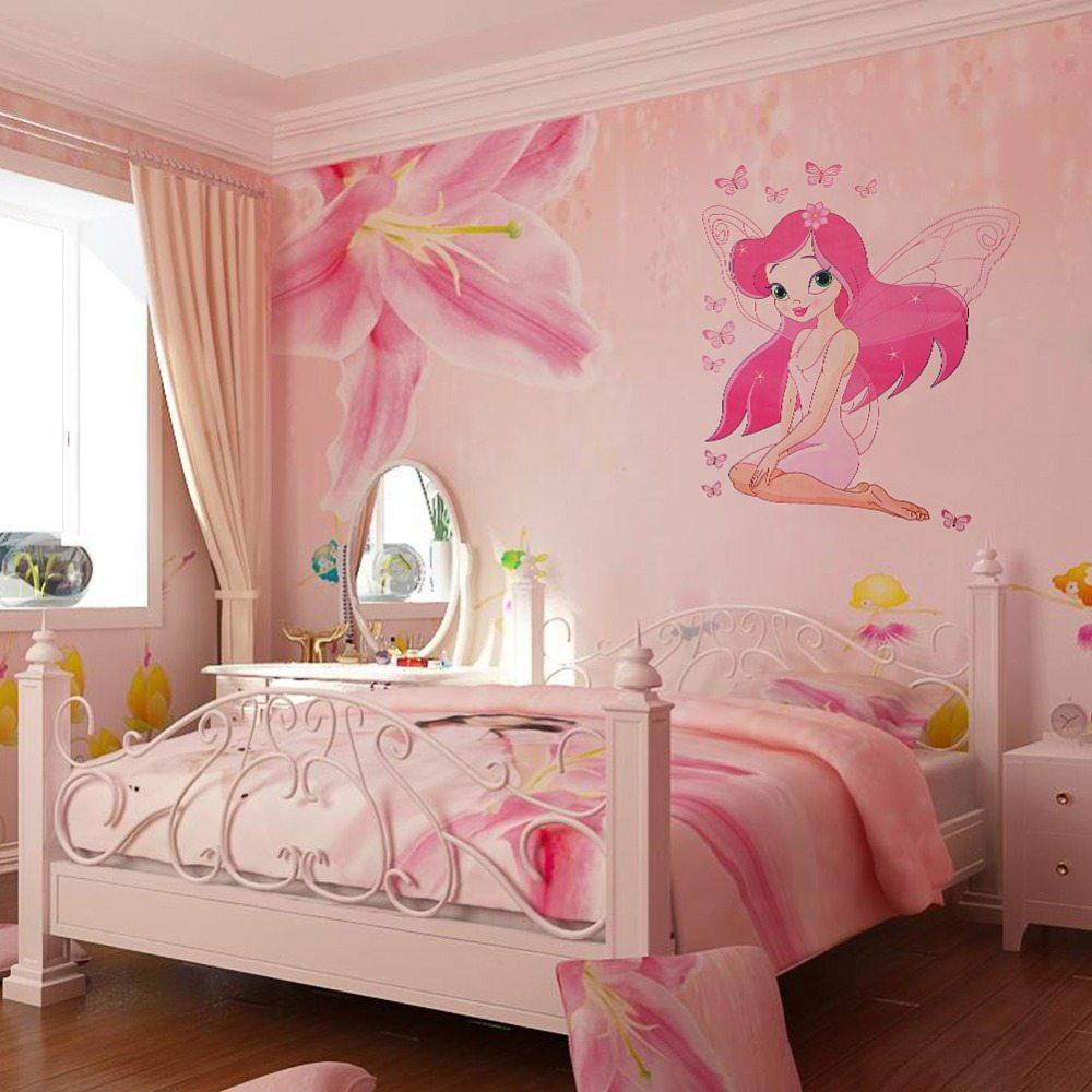 بالصور ديكور غرف نوم بنات , اجمل تصاميم للاوض الفتيات 5797 7