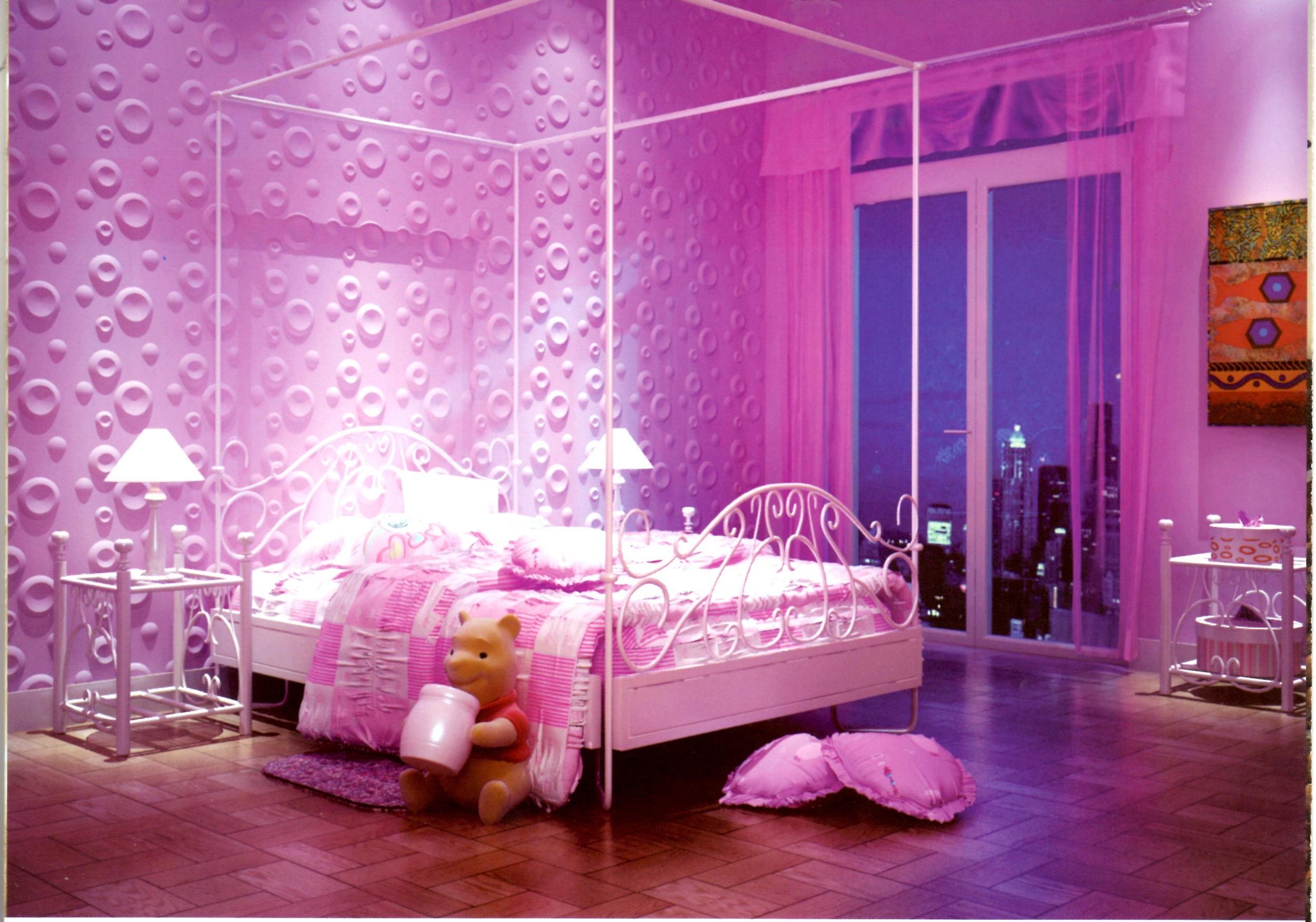 بالصور ديكور غرف نوم بنات , اجمل تصاميم للاوض الفتيات 5797 9