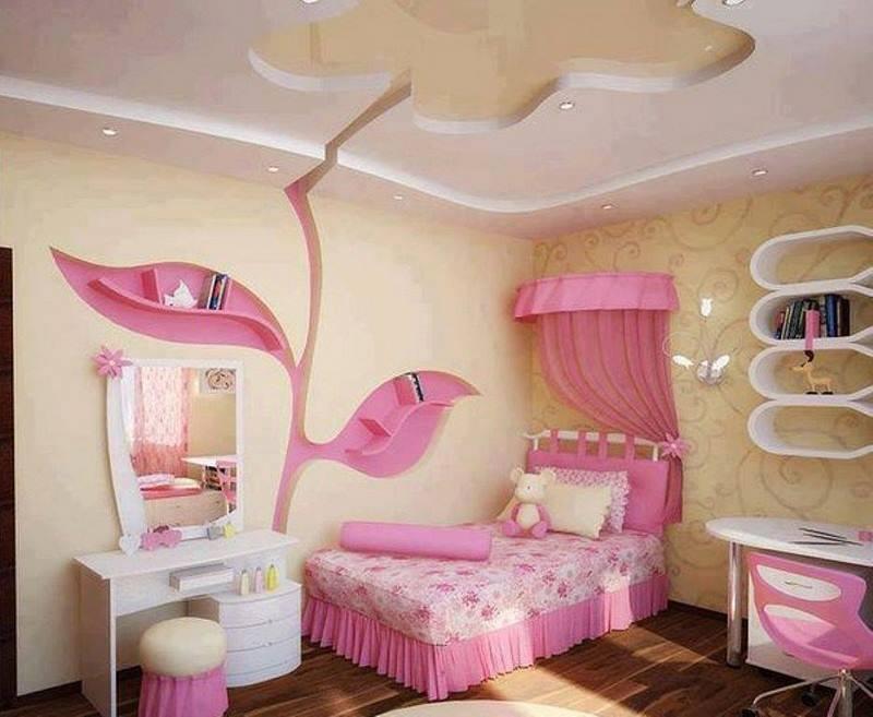بالصور ديكور غرف نوم بنات , اجمل تصاميم للاوض الفتيات 5797