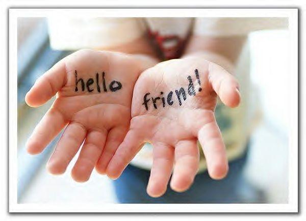 بالصور كلام عن الاصدقاء , كلمات معبرة عن الاصحاب 5810 3