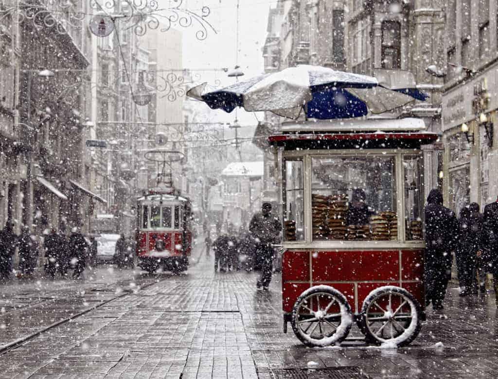 بالصور كم باقي على الشتاء , الشتاء فصل من فصول السنة