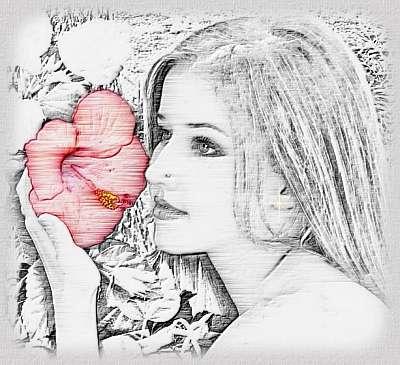 بالصور رسومات بنات حلوه , البنت الحلوة الفرفوشة المرسومة 2245 2