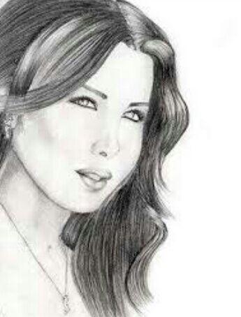 بالصور رسومات بنات حلوه , البنت الحلوة الفرفوشة المرسومة 2245 3