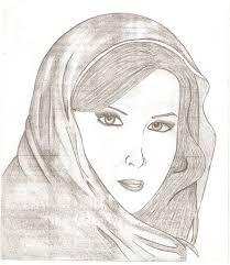 صور رسومات بنات حلوه , البنت الحلوة الفرفوشة المرسومة