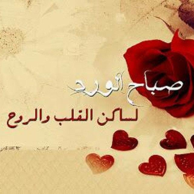 صور كلمات صباح الخير للحبيب , صبحك الله يا حياتي بالخير