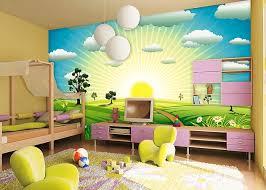 بالصور دهانات غرف اطفال , اختيار الوان لغرف اطفال بنت او ولد 2303 10