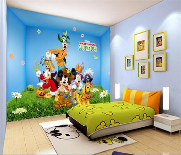 بالصور دهانات غرف اطفال , اختيار الوان لغرف اطفال بنت او ولد 2303 6