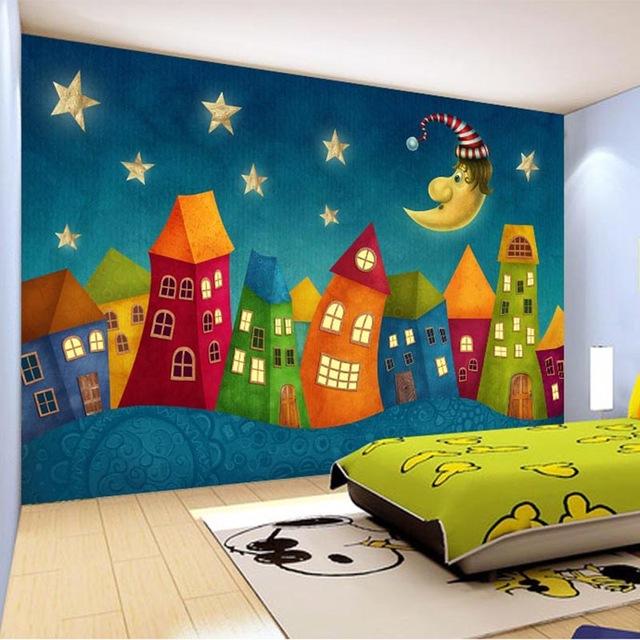 بالصور دهانات غرف اطفال , اختيار الوان لغرف اطفال بنت او ولد 2303 7