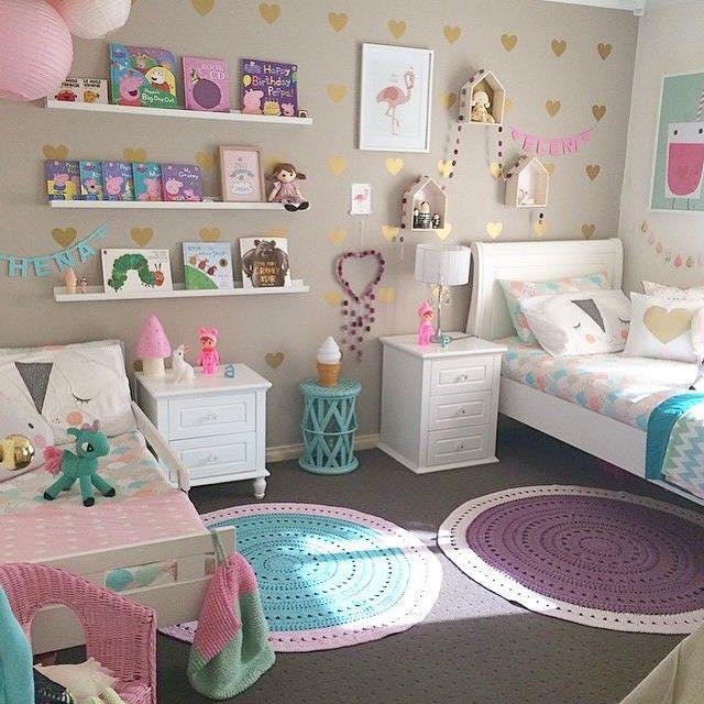 بالصور دهانات غرف اطفال , اختيار الوان لغرف اطفال بنت او ولد 2303