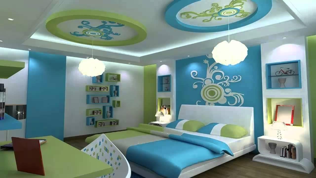 بالصور ديكورات جبس , غرف نوم اطفال 4733 7