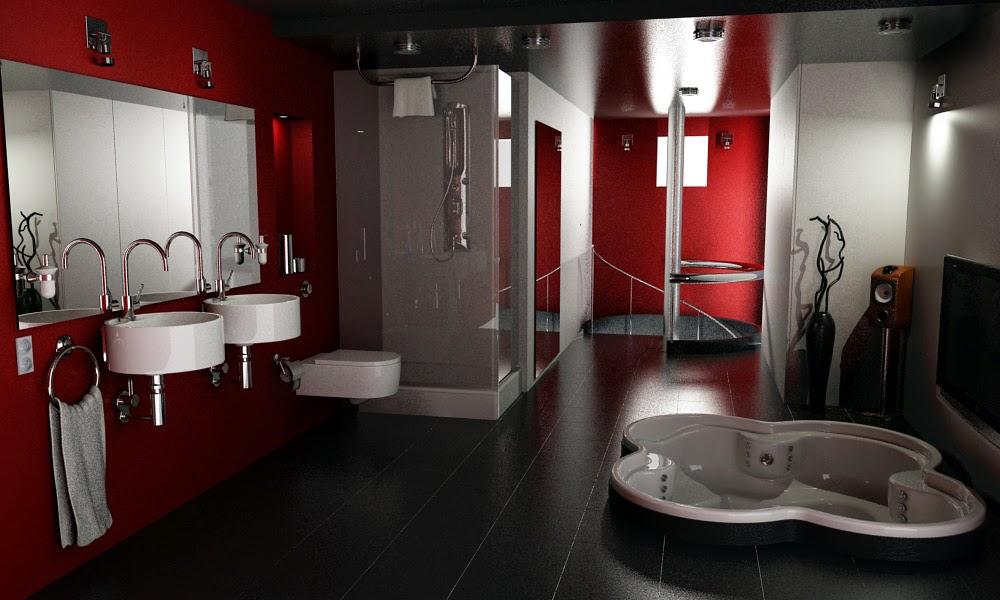 بالصور اجمل حمام , صور احدث حمام 5394 5