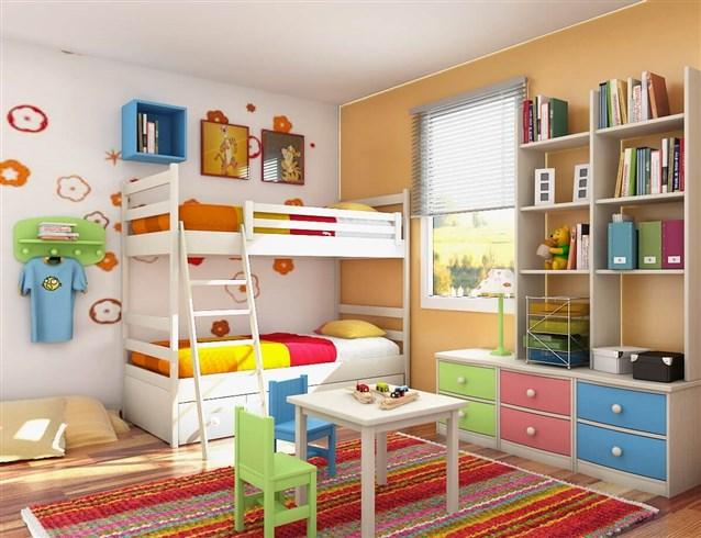 بالصور غرف نوم للاطفال , اجمل غرف نوم للاطفال 5447 3