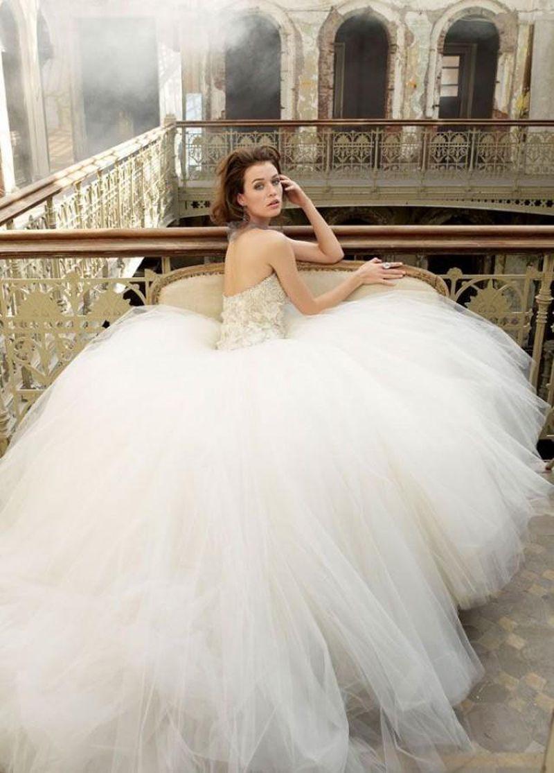 بالصور صور فساتين عروس , احلى صور فساتين عروس 5452 2