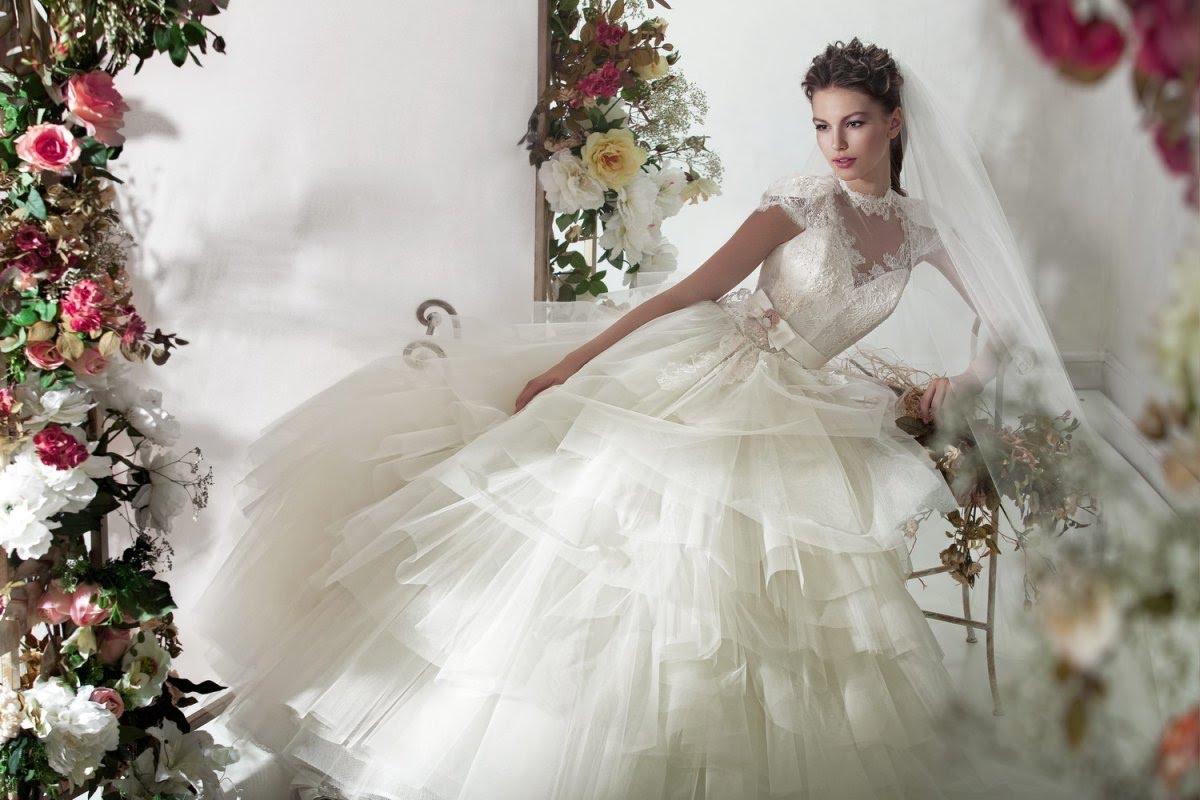 بالصور صور فساتين عروس , احلى صور فساتين عروس 5452 8