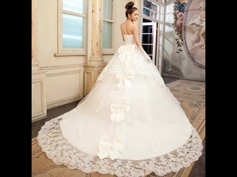 بالصور صور فساتين عروس , احلى صور فساتين عروس 5452 9