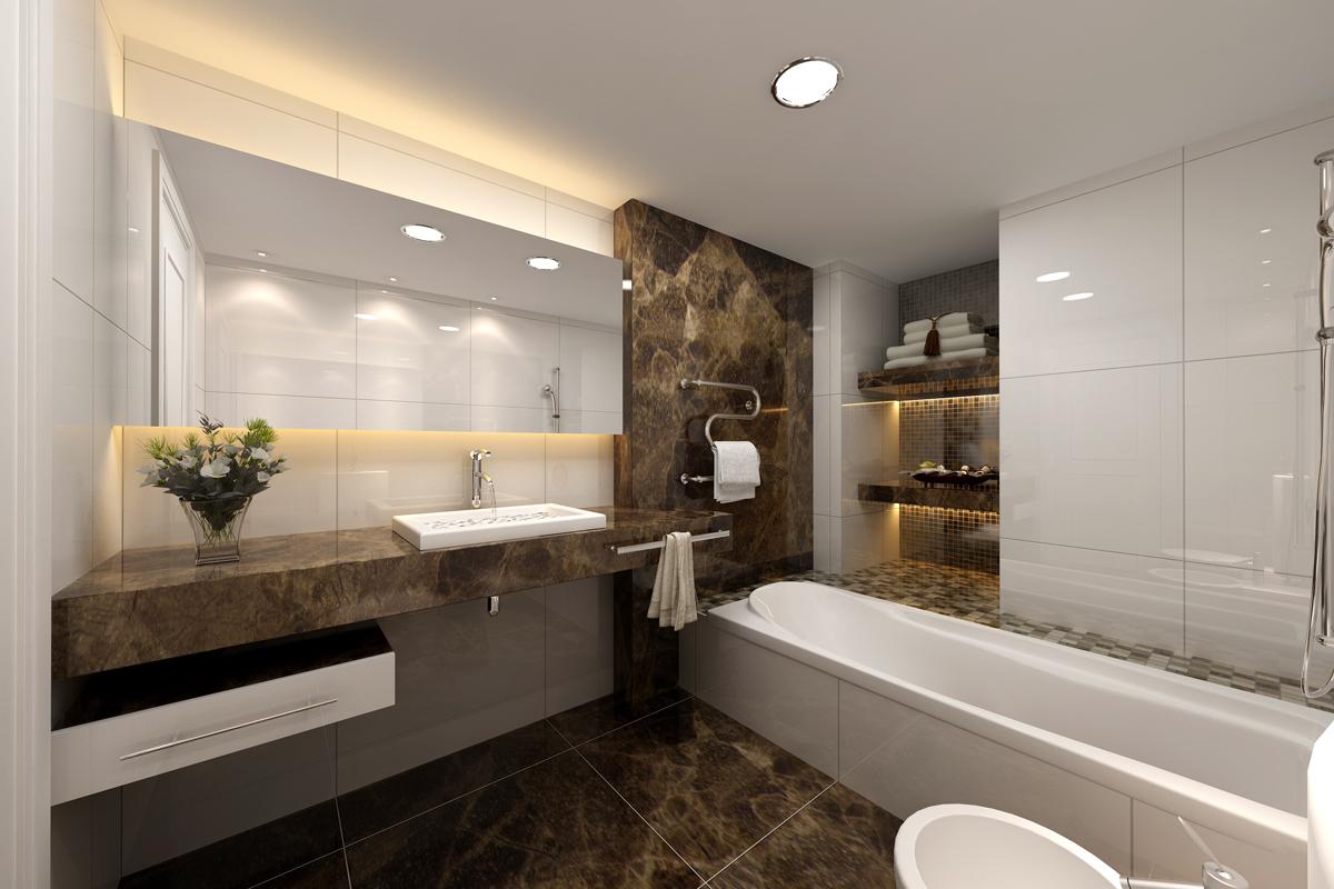 بالصور حمامات فنادق , افخم حمامات فنادق 5618 6