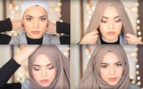 صور طرق لف الحجاب , لفات حجاب مميزة