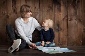 صورة التعامل مع الطفل العنيد , طرق التغلب علي عناد الاطفال