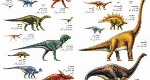 صوره معلومات عن الديناصورات , مخلوقات عملاقة وانقرضت