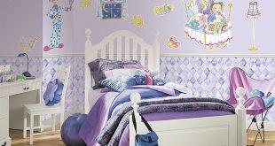 صوره ورق جدران غرف نوم , ما هي انواع ورق جدران غرف النوم