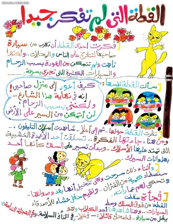 صورة قصص اطفال مصورة قصيرة جدا جدا , قصص مصوره جميله ورائعه للاطفال