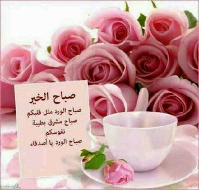 بالصور كلام صباح الخير للجميع , صور صباح الخير روعه 3960 4