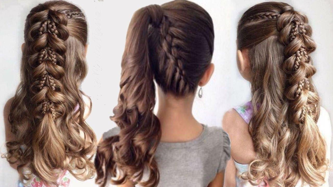 صورة تسريحات شعر بنات كبار , تسريحات رائعه وجميله