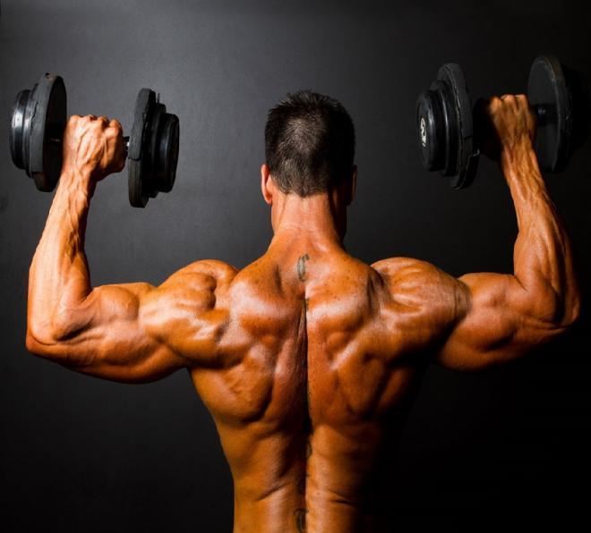 صورة تمرين العضلات , تمارين مفيده للعضلات 4235