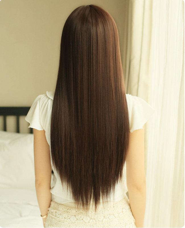 صورة خلطات للشعر , وصفات تطويل وتنعيم الشعر 4352 1