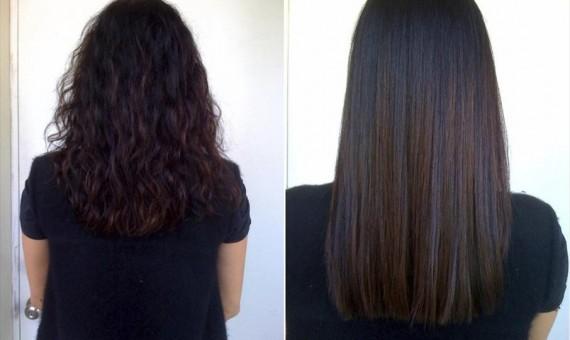 صورة خلطات للشعر , وصفات تطويل وتنعيم الشعر 4352