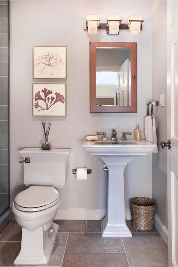 بالصور ديكورات حمامات صغيرة جدا وبسيطة , افكار لتنظيم الحمامات الصغيره 4364 10