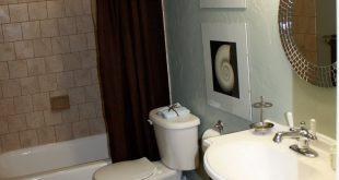 صوره ديكورات حمامات صغيرة جدا وبسيطة , افكار لتنظيم الحمامات الصغيره