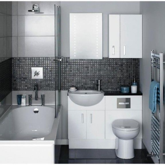 بالصور ديكورات حمامات صغيرة جدا وبسيطة , افكار لتنظيم الحمامات الصغيره 4364 4