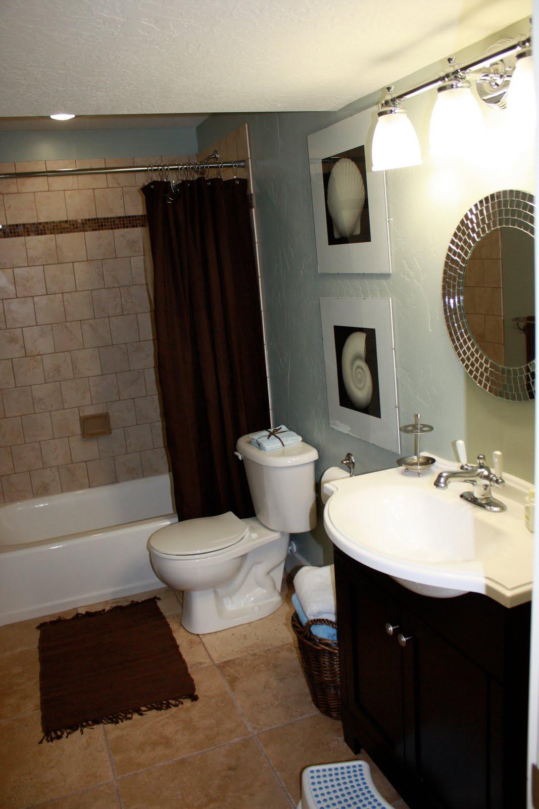 بالصور ديكورات حمامات صغيرة جدا وبسيطة , افكار لتنظيم الحمامات الصغيره 4364