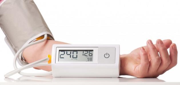 صورة علاج ارتفاع ضغط الدم , اسباب و طرق علاج ارتفاع ضغط الدم