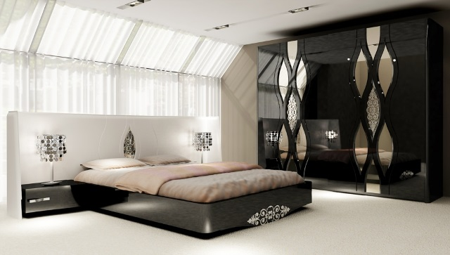 بالصور موديلات غرف نوم , احدث ديكورات حجرة النوم 4448 3