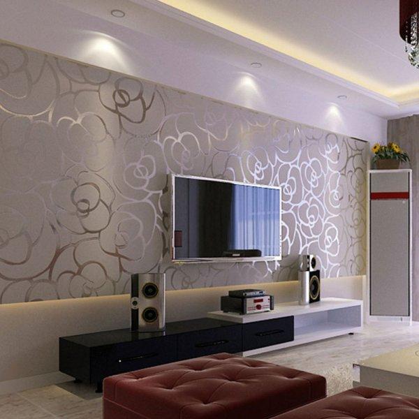 بالصور ورق جدران للمجالس , تصاميم لورق الحائط 4470 3