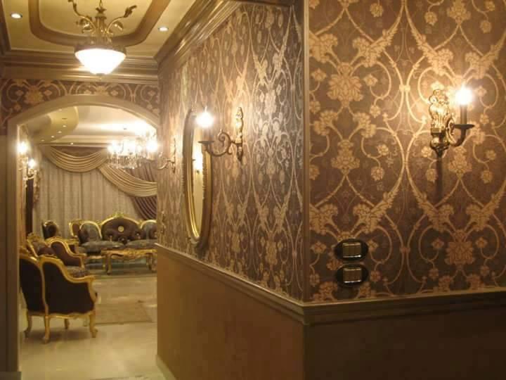 بالصور ورق جدران للمجالس , تصاميم لورق الحائط 4470 6