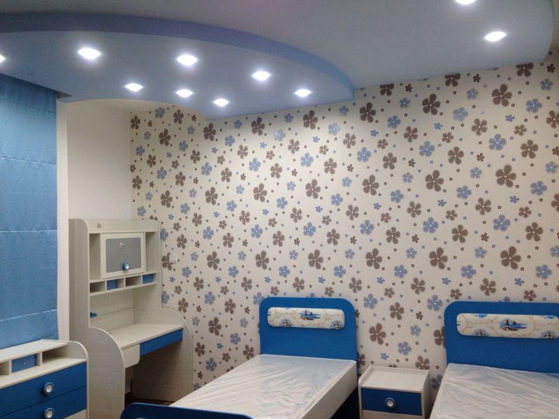 بالصور ورق جدران للمجالس , تصاميم لورق الحائط 4470 9