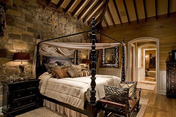 بالصور غرف نوم خشب , اجمل تصاميم غرف النوم الخشب 4508 10