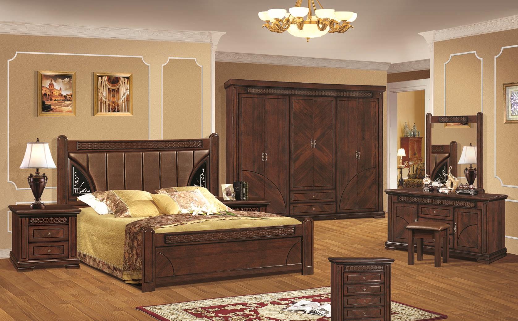 بالصور غرف نوم خشب , اجمل تصاميم غرف النوم الخشب 4508 9