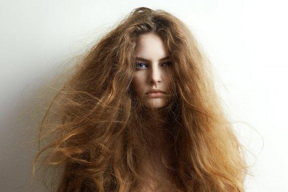 صورة علاج الشعر الجاف , طريقة معالجة الشعر الناشف 4523 1