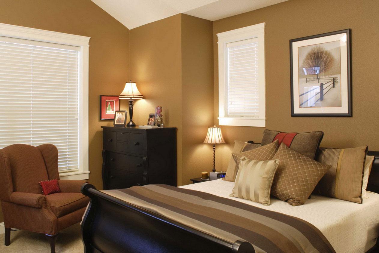 بالصور ديكورات غرف النوم الرئيسية , التصاميم الجديده لغرف النوم 4526 5