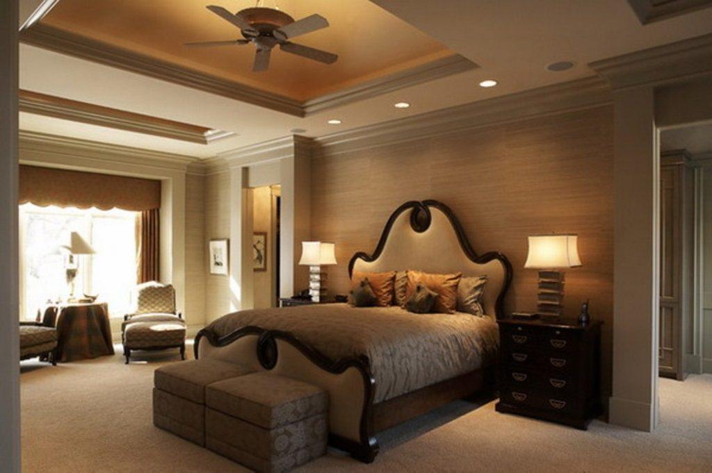 بالصور ديكورات غرف النوم الرئيسية , التصاميم الجديده لغرف النوم 4526 6